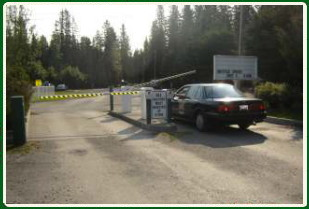 Tall Timber RV Leisure Park is a gated community. Designed for your safety and family security.